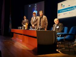 GERARDO MARTINEZ SPOKE AT THE 2ND NATIONAL CONGRESS OF SMES BUILDING COMPANIES