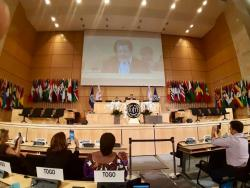 ILO APPROVED THE CONVENTION ON VIOLENCE AT WORK AND A DECLARATION ON FUTURE OF WORK