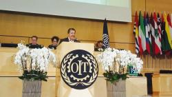 SPEECH OF THE HEAD WORKERS DELEGATE GERARDO MARTINEZ AT ILO 106TH INTERNATIONAL LABOUR CONFERENCE